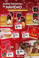 Ofertas de Dia Market, Juntos hacemos la Navidad