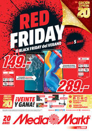 Red Friday. El Black Friday del verano