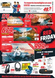 Red Friday. El Black Friday del verano