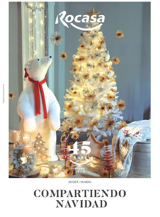 Ofertas de Rocasa, Compartiendo Navidad