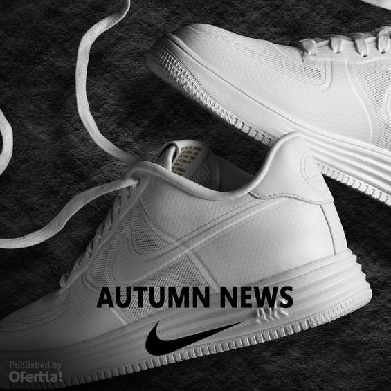 Ofertas de Nike, Autumn News