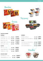 Ofertas de GM Cash & Carry, Recetas frescas