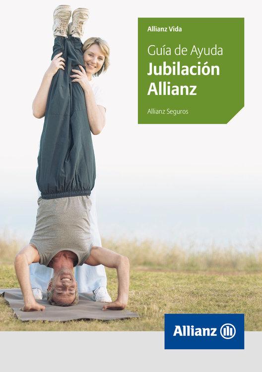 Ofertas de Allianz, Guía de jubilación