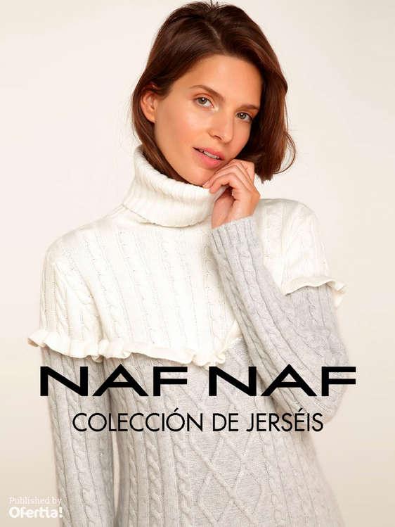 Ofertas de Naf Naf, Colección de Jerséis