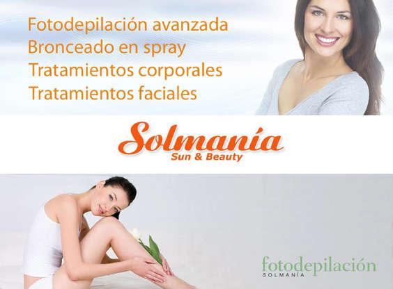 Ofertas de Solmanía, Sun & Beauty