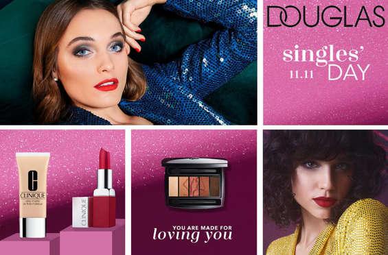 Ofertas de Douglas, Singles Day
