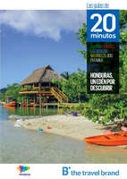 Ofertas de Barceló Viajes, Honduras, un edén por descubrir