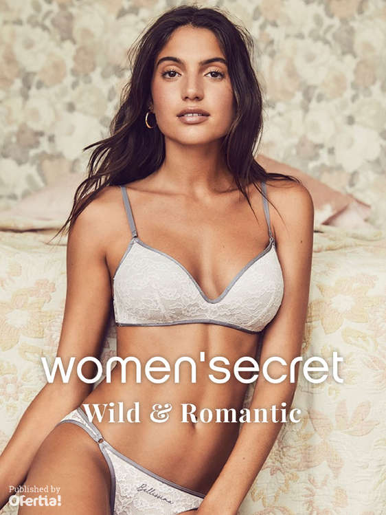 Ofertas de Women'Secret, Wild & Romantic