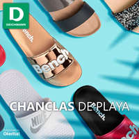 Chanclas de playa