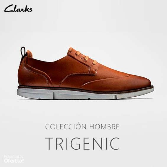 Ofertas de Clarks, Trigenic. Colección Hombre