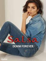 Ofertas de Salsa Jeans, Denim Forever