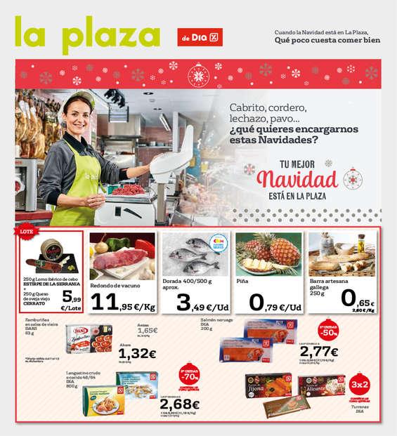 Ofertas de La Plaza de DIA, Tu mejor Navidad está en la Plaza