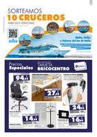 Ofertas de Bricocentro, Especial invierno - Alcázar