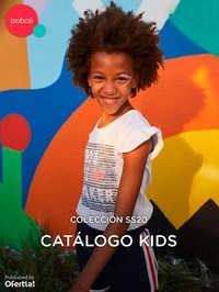 Colección SS20. Catálogo kids