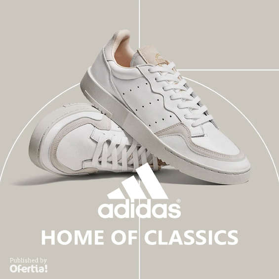 Ofertas de Adidas, Home of Classics
