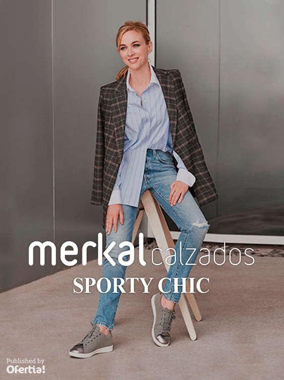 Ofertas de Merkal, Sporty Chic