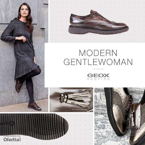 Ofertas de Geox, Modern Gentle Woman