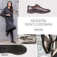 Modern Gentle Woman