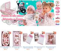 Muñecas de alta calidad fabricadas en España