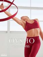 Ofertas de Oysho, Yoga - pilates