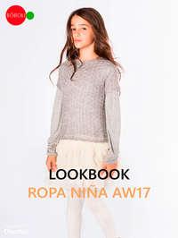 Lookbook. Ropa Niña AW17