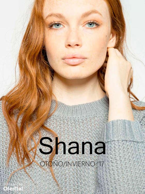 Ofertas de Shana, Colección Otoño-Invierno '17