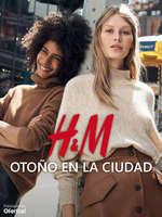 Ofertas de H&M, Otoño en la ciudad