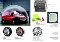 Accesorios Citroën Jumpy y Jumper