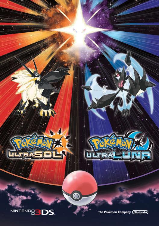 Ofertas de GAME, Pokémn Ultra Sol y Ultra Luna
