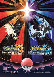 Pokémn Ultra Sol y Ultra Luna