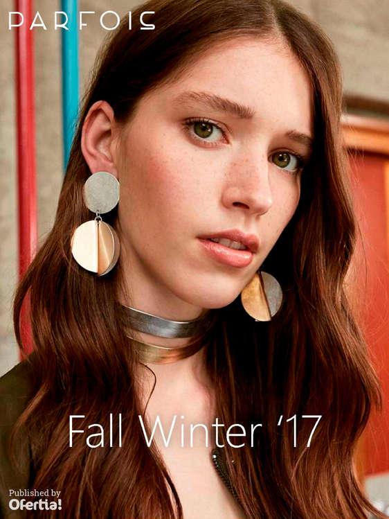 Ofertas de Parfois, Fall Winter '17