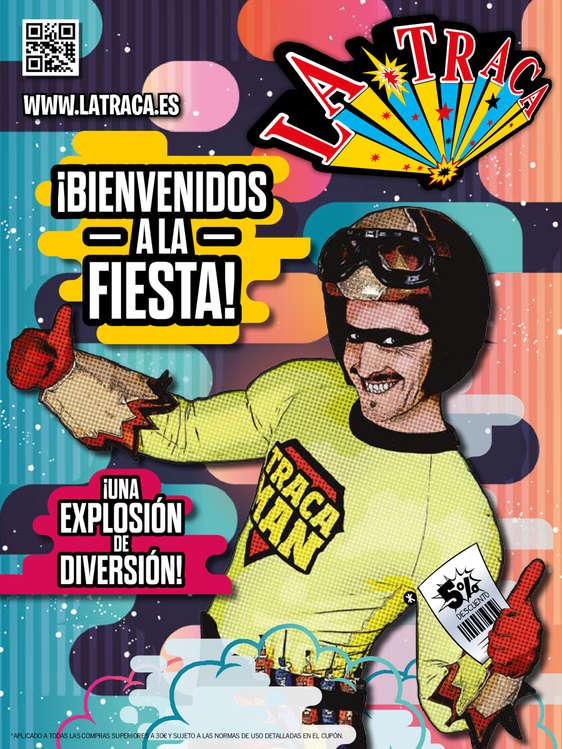 Ofertas de La Traca, ¡Bienvenidos a la Fiesta!