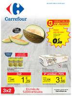 Ofertas de Carrefour, Imbatibles en frescos