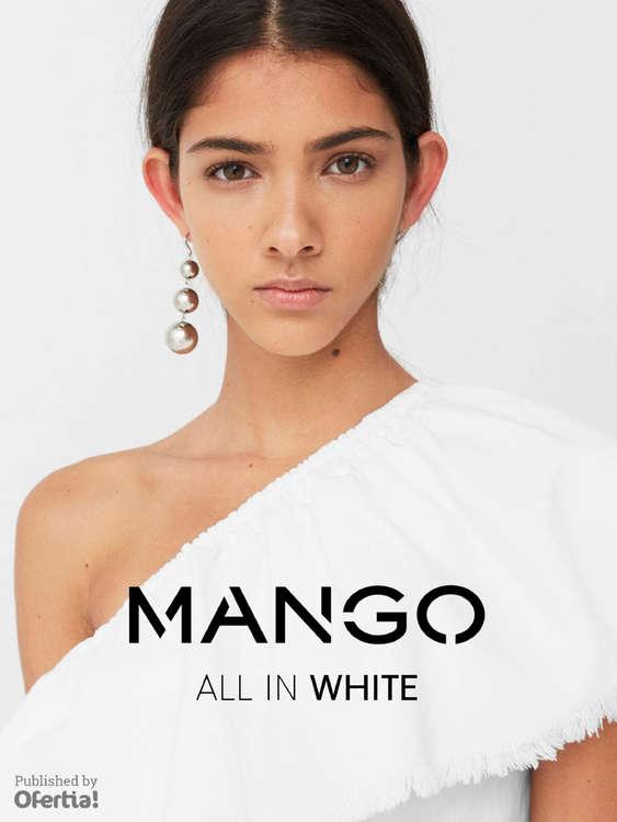 Ofertas de MANGO, All in white