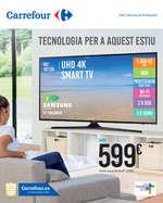 Ofertas de Carrefour, Tecnologia per a aquest estiu