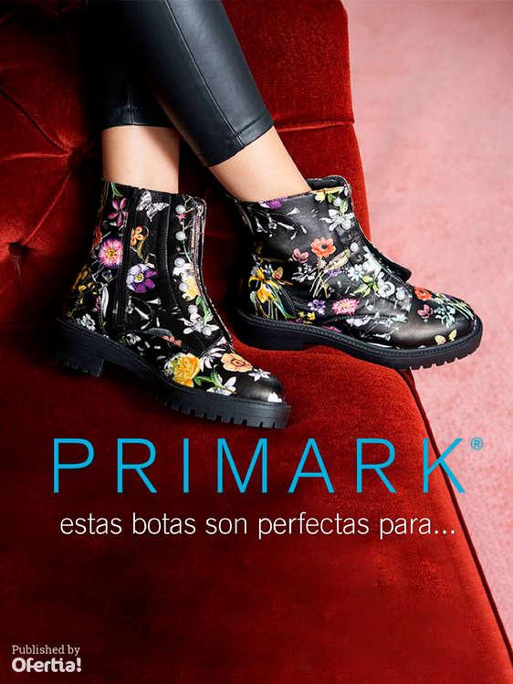 Ofertas de Primark, Estas botas son perfectas para...