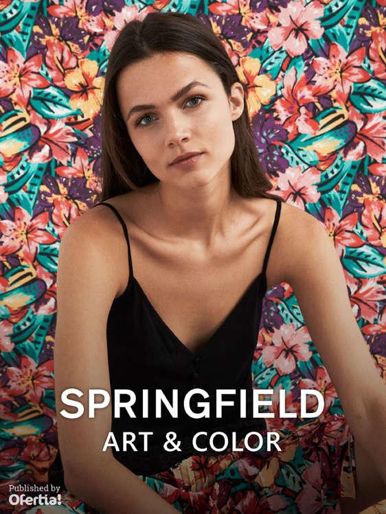 Ofertas de Springfield, Art & Color