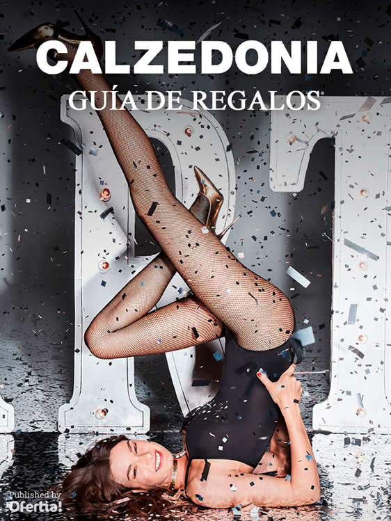 Ofertas de Calzedonia, Guía de Regalos