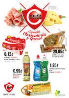 Ofertas de Claudio, Especial charcutería y quesos