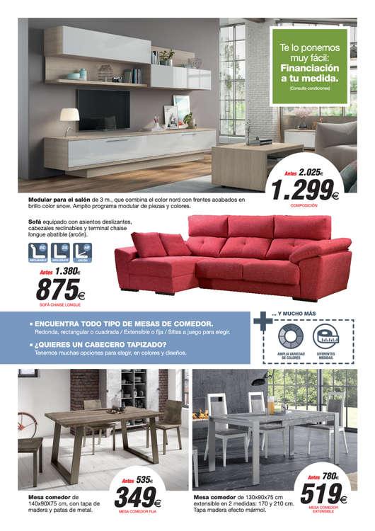 Comprar muebles de comedor barato en soria ofertia - Muebles de soria ...
