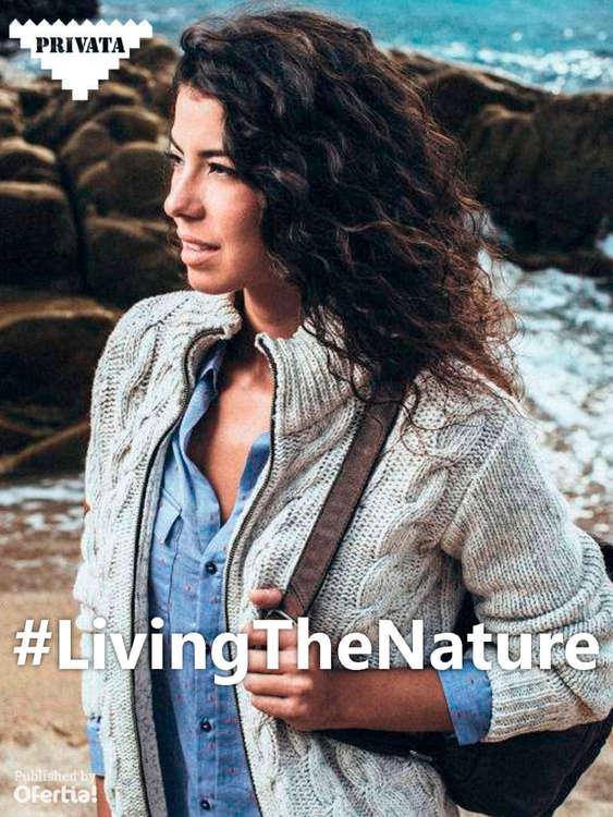 Ofertas de Privata, #LivingTheNature