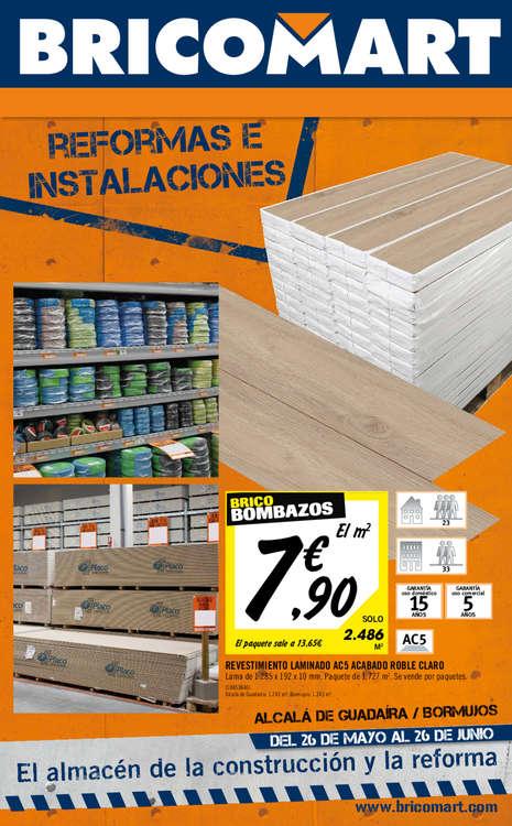 Ofertas de Bricomart, Reformas e instalaciones - Sevilla