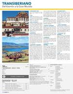 Ofertas de Transrutas, Europa, Turquía y Asia Central, 2017-18