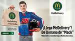 Ofertas de McDonald's, ¡Llega McDelivery!