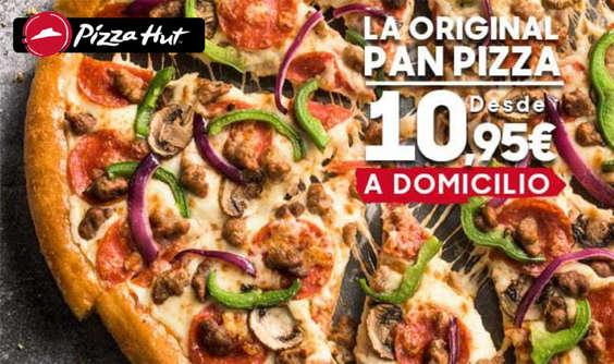 Ofertas de Pizza Hut, La origial pan pizza