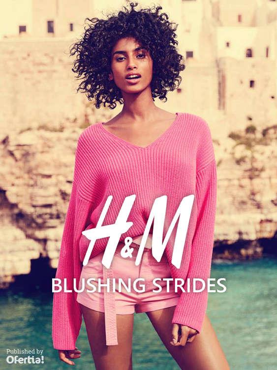 Ofertas de H&M, Blushing Strides