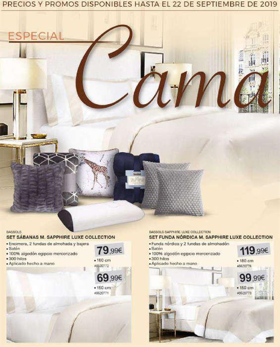 Ofertas de Costco, Especial cama