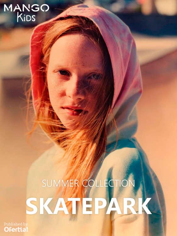 Ofertas de Mango Kids, Skatepark