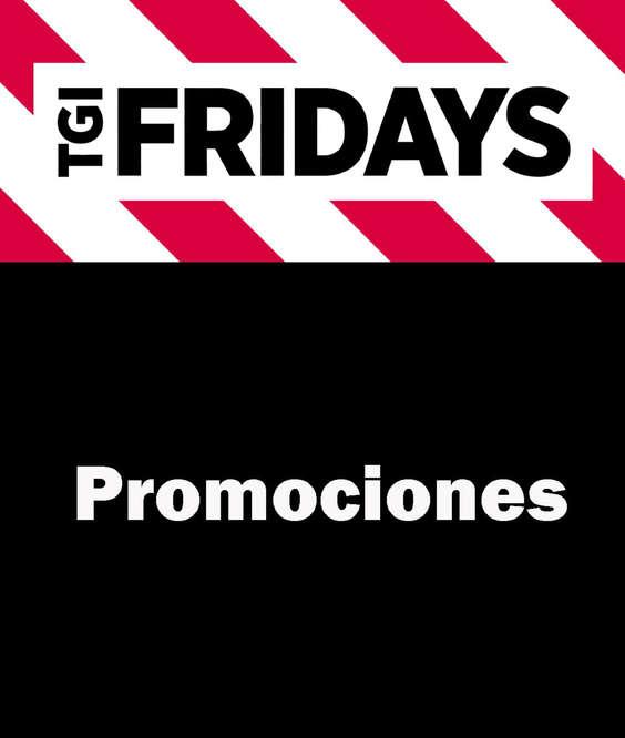 Ofertas de TGI Fridays, Promociones