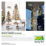 Ofertas de Aki, Navidad